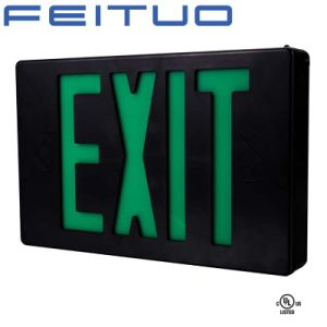 Exit Sign, LED Sign, UL Exit, LED Emergency Exit Sign pictures & photos