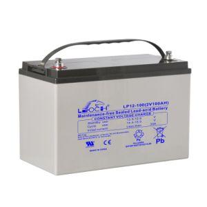 100ah 12V Lead Acid Battery for Solar Power