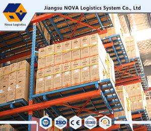 Hot Sale Heavy Duty Selective Pallet Racking 2000kg Per Level pictures & photos