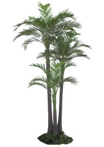 Polyester Simulate Areca Palm Tree with Factory Price pictures & photos