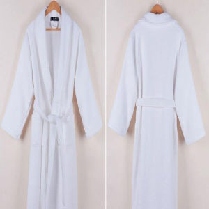 Cheapest Waffle Bathrobe for Hotel/Home Pajamas (DPF10133) pictures & photos