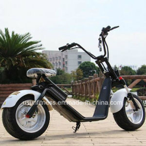 2017 City Coco Scooter with Remvoable Battery pictures & photos