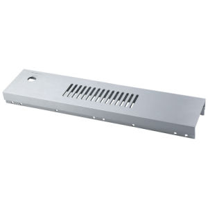 Aluminium Front Panel for Amplifier (ISO9001: 2008 TS16949: 2008) pictures & photos
