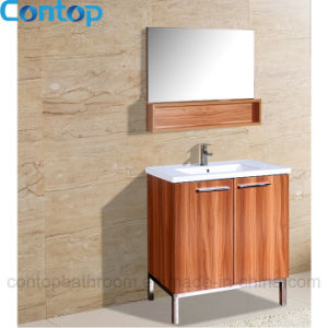 Modern Home Bathroom Cabinet 029 pictures & photos