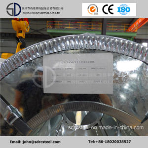 Dx51d SPCC Zinc Coated Hot Dipped Galvanized Steel Coil pictures & photos