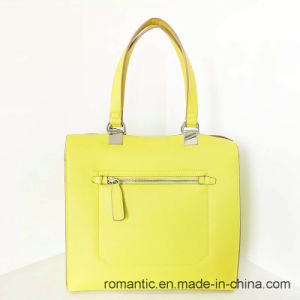 Hot Sale Stylish Ladies PU Handbags with Bag Set (NMDK-042903) pictures & photos