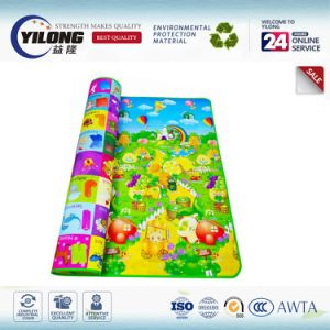 2017 Double Sides Customized Baby Crowl Play Mat pictures & photos