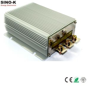 Waterproof DC-DC 24V to 12V 70A 840W Buck Power Converter pictures & photos
