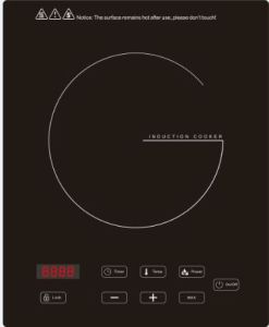 Best Price Touch Control Induction Cooktop/Electric Induction Cooker pictures & photos