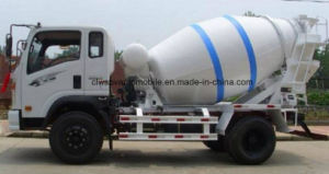 Small Cement Truck 5 Cubic Meters Concrete Mixer Truck Price pictures & photos