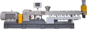 Tse-65 Non Woven Cable Extrusion Production Line for Granulating pictures & photos