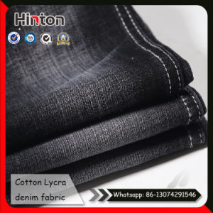 10.6oz Heavy Weight Twill Denim Farbic Cotton Spandex Jean Fabric pictures & photos