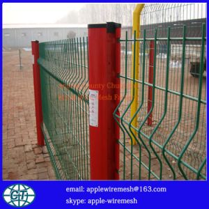 Welded Wire Fence 50X200mm in Triple Wave pictures & photos