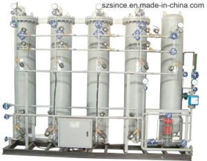 Manufacturing Hydrogen Generation Machine (pH)