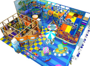 Children Space Themed Indoor Playground Equipment pictures & photos