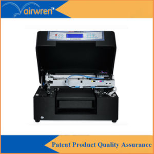 High Quality Datacard Printer Hot Sale A4 Eco Solvent Printer Haiwn-400 pictures & photos