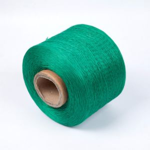 Green Polyester Firm Yarn for Cable pictures & photos