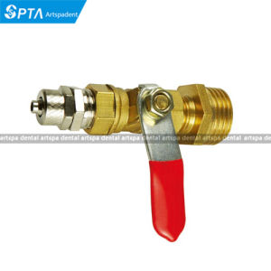 Dental Ball Valve for Dental Unit Spare Parts pictures & photos