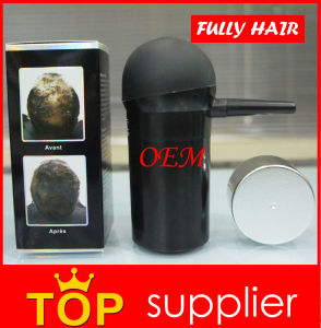 MSDS 23G Stock Product Fully Hair Building Fibers Powder for Hair Thickening pictures & photos
