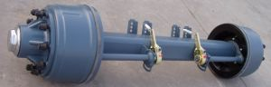 13ton Amrican Type Inboard Axle Trailer Axle Fuwa Axle pictures & photos