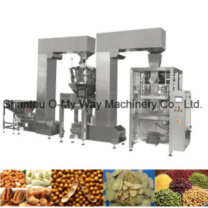 Vertical Machine Packaging Bean Automatic Packing Machine pictures & photos