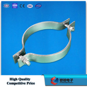 Fastening Clamp for Pole HDG Steel Material pictures & photos