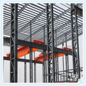 Large Span Steel Structure Warehouse Drawing pictures & photos