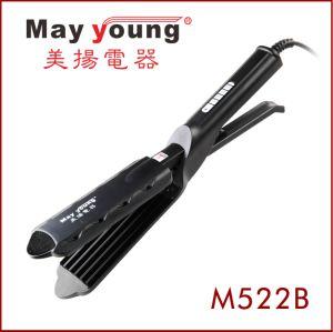 Wholesale 3 in 1 Ergonomic Scissors Digital Hair Straightener pictures & photos