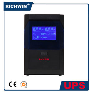 400va~3000va Offline UPS, Computer and Home Appliance, LCD Screen pictures & photos