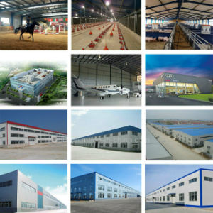 Prefabricated Building Large Span Steel Structure Workshop Warehouse of High Quality Steel Beams pictures & photos