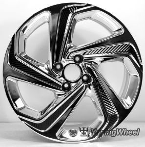 18 Inch Wheel Rims After Market Alloy Wheel for Citroen pictures & photos