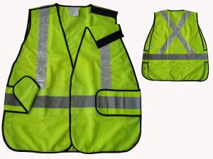 Feflecive Safety Vest (JK36211) pictures & photos