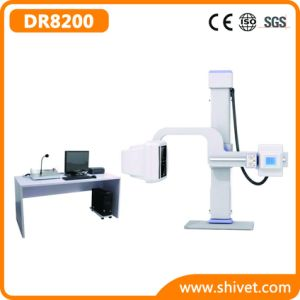 Veterinary High Frequency Digital Radiography System (DR8200) pictures & photos