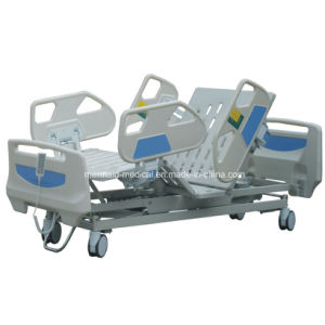 5 Functions Electric Hospital Bed Me-A5-3b22D pictures & photos
