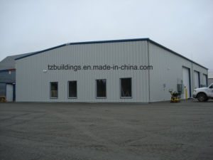 Low Cost Prefabricated Steel Structure Warehouse pictures & photos