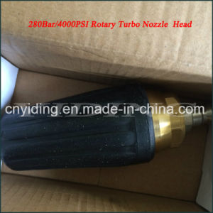 3000psi/4000psi/5000psi/7500psi Rotary Turbo Nozzle Head-4000 Psi (TBN500) pictures & photos
