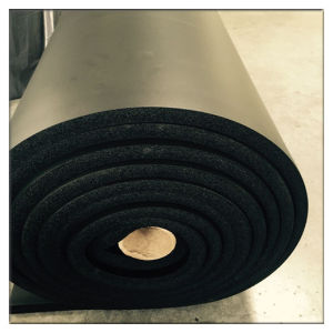 Open Cell NBR Foam for Automotive Insulation pictures & photos
