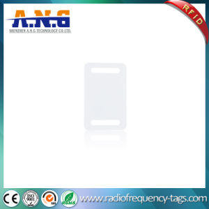Customize Smart Mini PVC Card for Disposable RFID Wristband pictures & photos