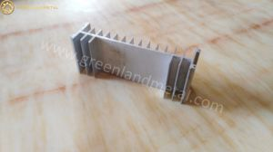 Radiator Shutter for LED with Deep Processing Aluminium Profile pictures & photos