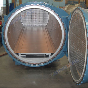 2000X6000mm Ce Approved Industrial Carbon Fiber Forming Autoclave (SN-CGF2060) pictures & photos