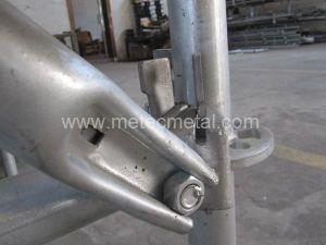 Ringlock Scaffolding Bay Braces for Sale pictures & photos