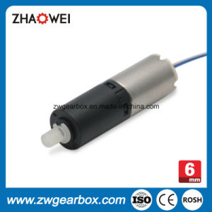 Factory Selling 6mm DC Mini Coreless Reduction Motor for Toys pictures & photos