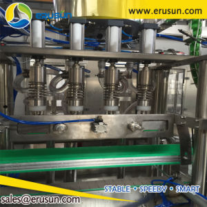 Full Automatic Glass Bottled Water Linear Filling Machine pictures & photos