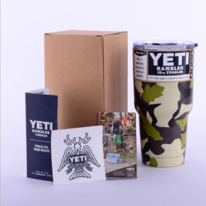 9 Colors Camo Yeti Cup 18 8 Stainless Steel Rambler Tumbler 30oz pictures & photos