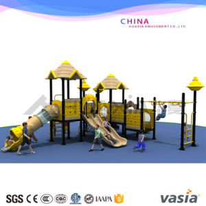 2014 Top Quality Children Outdoor Playground Kids Toys by Vasia pictures & photos