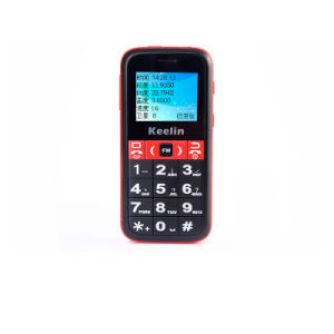 Senior People Mobile Phone with Sos Button and Big Speaker pictures & photos