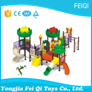 Best Choice Factory Price Plastic Slide Swing Set Nature Series (FQ-YQ06001) pictures & photos