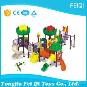 Best Choice Factory Price Plastic Slide Swing Set Nature Series (FQ-YQ06001)