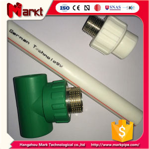 ISO Standard and PP Material PPR Pipes and Fittings pictures & photos