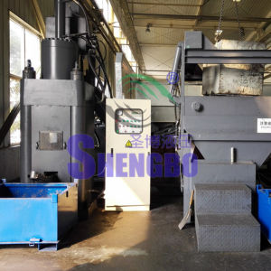Scrap Metal Crumbs Briquetting Machine with Factory Price pictures & photos